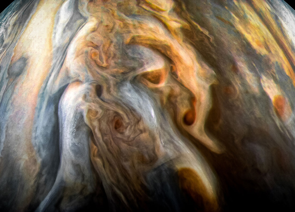 Findings From NASA's Juno Update Jupiter Water Mystery