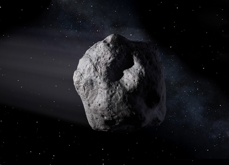 School Bus-Size Asteroid to Safely Zoom Past Earth