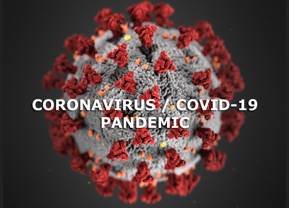 Coronavirus COVID-19 Special Coverage for the space sector