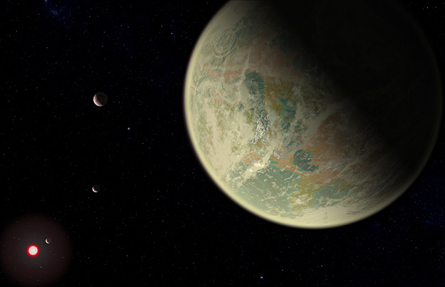 NASA Finds A New Way to Find Exoplanets with Oxygen