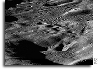 Small Water Ice Reservoirs Dot the Lunar Surface