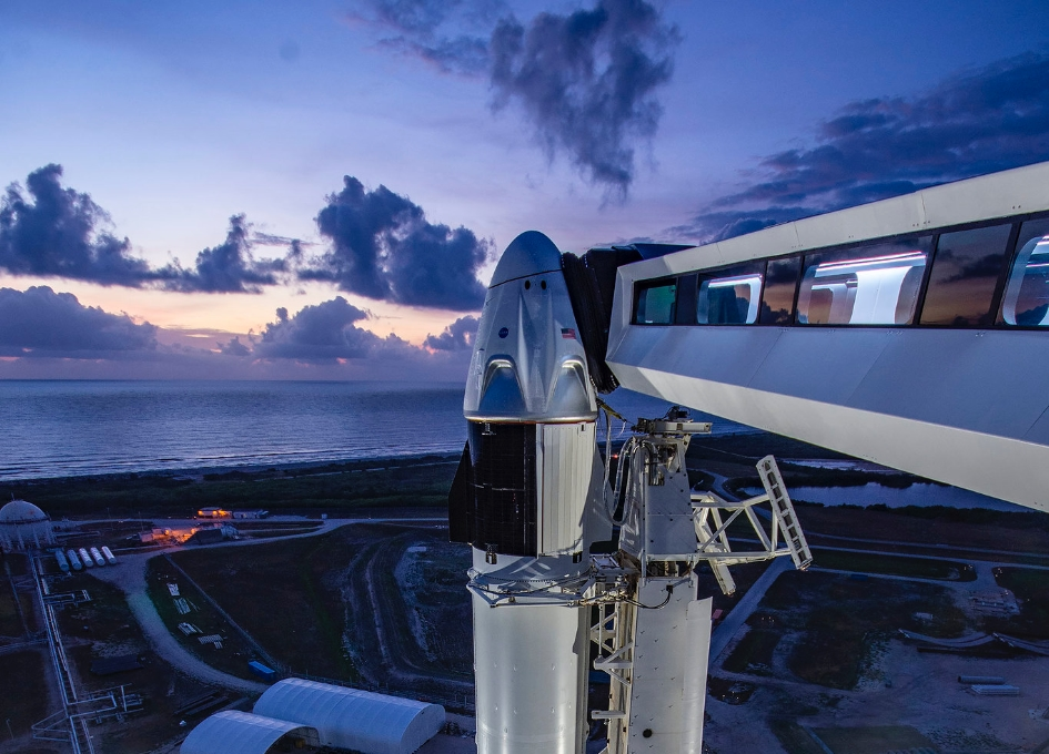 The Behind Scenes SpaceX Crew Dragon Mission You Haven't Seen