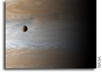 Webb Telescope Will Study Jupiter, Its Rings, and Two Intriguing Moons