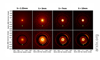 Imaging The Dusty Substructures Due To Terrestrial Planets In Planet-forming Disks With ALMA And The Next Generation Very Large Array