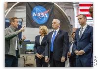 This Week at NASA - Vice President Pence visits Langley