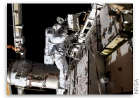 This Week at NASA: New ISS Crew Coming and Spacewalks Completed