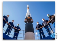 This Week at NASA: Prelaunch Preparations for a New Crew and More