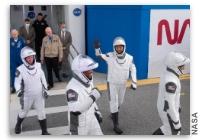 This Year at NASA: A Historic 2020