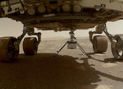It's Cold On Mars As Ingenuity Prepares To Fly