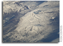 Mount Ararat Viewed From Orbit