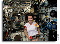 Space Botany and Biology Studies Under Way On The ISS