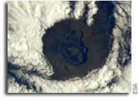 The Galápagos Islands Seen From Orbit