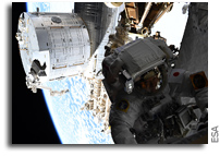 Space Station EVA: Working With Kibo Behind Us