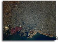 Sfax, Tunisia As Seen From Orbit