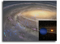 Cold Planets Exist Throughout Our Galaxy, Even In The Galactic Bulge