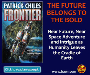 Baen Books - Frontier by Patrick Chiles