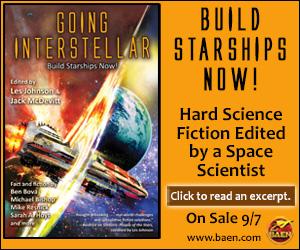 Baen Books - Going Interstellar edited by Les Johnson and Jack McDevitt