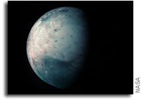 A New View Of Ganymede