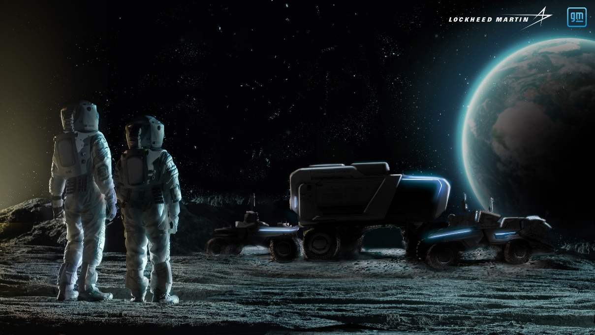 Lockheed Martin, General Motors Team-up to Develop Next-Generation Lunar Rover for NASA Artemis Astronauts to Explore the Moon