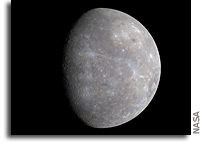 Study Reveals That Mercury Is the Not-So-Shrunken Planet