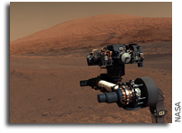 Curiosity Rover Reaches Its 3,000th Day On Mars