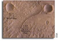 ExoMars Images The Mars Perseverance Landing Site