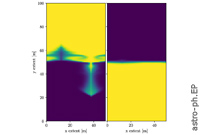 Radiative Rayleigh-Taylor Instability and the Structure of Clouds in Planetary Atmospheres