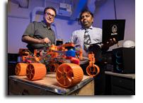 Researchers Enlist Robot Swarms To Mine Lunar Resources