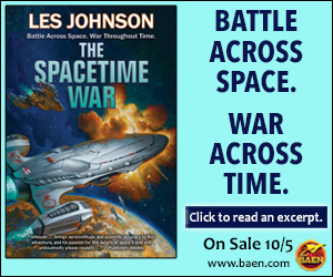 Baen Books - The Spacetime War by Les Johnson