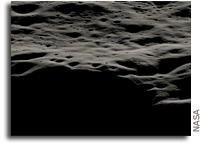VIPER Rover To Land Near Nobile Region of Moon's South Pole