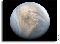 Climate Model Shows That Venus Could Never Have Had Oceans