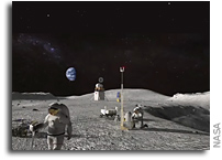 The Artemis Base Camp on the Moon Will Need Light, Water, Elevation