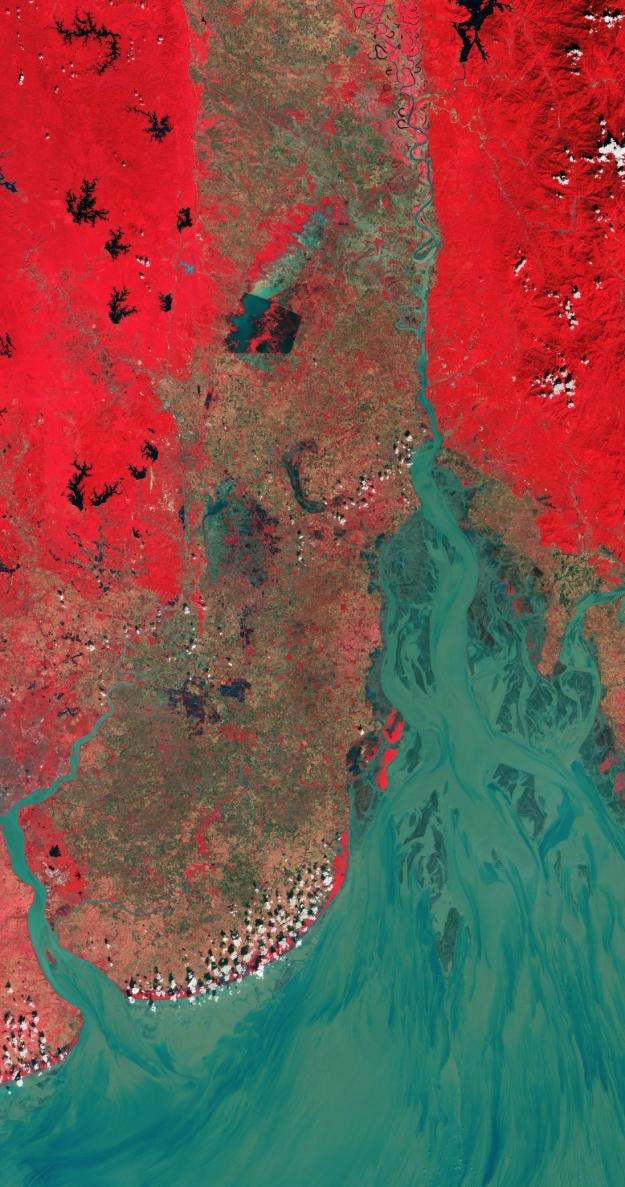 Gulf of Martaban, Myanmar