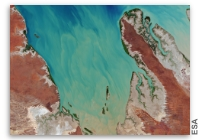 Earth from Space: Valentine Island, Australia