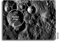 International Astronomical Union Names Lunar Crater After Arctic Explorer Matthew Henson