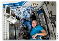NASA Space Station On-Orbit Status 1 April, 2021 - Nervous System and Robotics Research