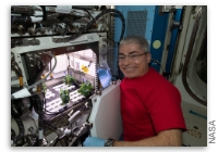 NASA Space Station On-Orbit Status 14 September, 2021 - Two Astronauts Mission Extended