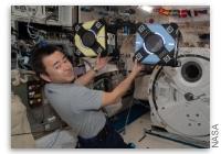 NASA Space Station On-Orbit Status 15 September, 2021 - Robotics Support