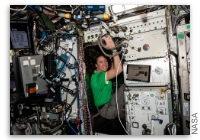 NASA Space Station On-Orbit Status 20 September, 2021 - How Microgravity Affects Normal Skin and Healing Functions