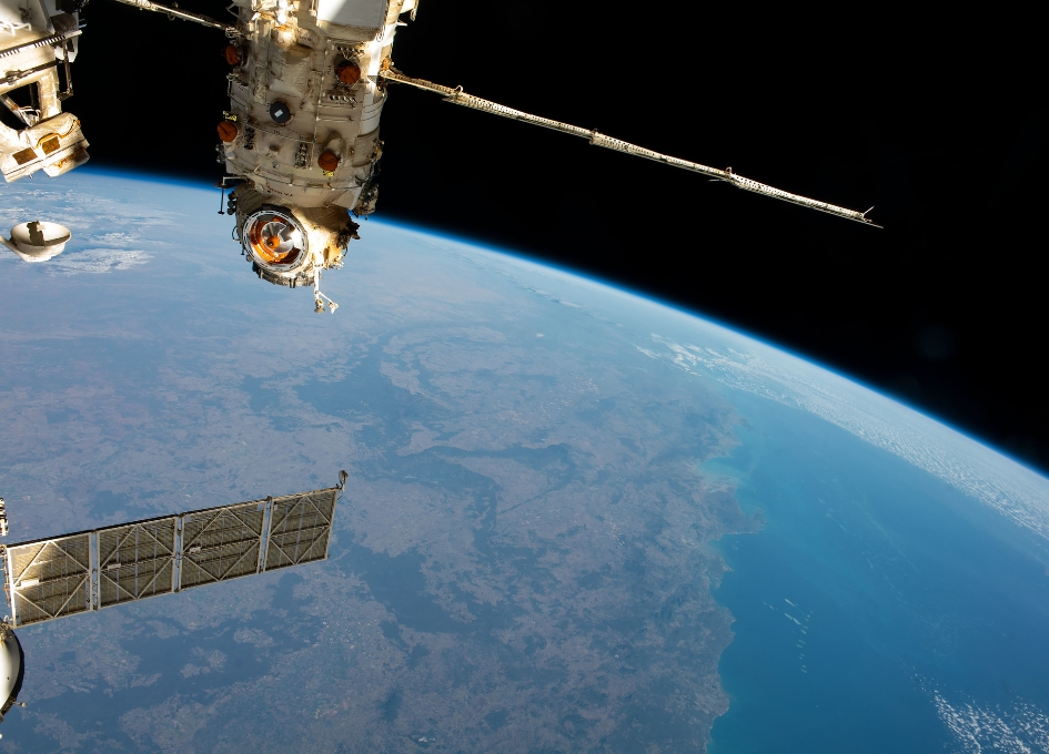 NASA Space Station On-Orbit Status 23 September, 2021 - How Space Affects Skin Processes