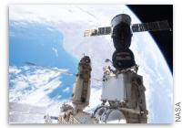 NASA Space Station On-Orbit Update 15 October, 2021 - Soyuz Thruster Firing Problem