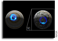 Juno Reveals Jupiter's Ultraviolet Polar Aurorae