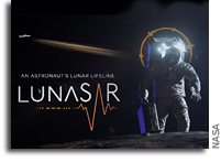 LunaSAR: An Astronaut's Lunar Lifeline