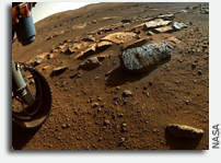 Perseverance Rover Collects Puzzle Pieces of Mars' History