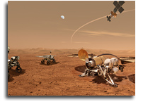 With First Martian Samples Packed, Perseverance Initiates Remarkable Sample Return Mission