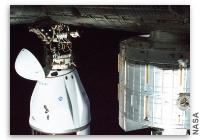 NASA Space Station On-Orbit Status 12 January, 2021 - SpaceX Cargo Dragon Spacecraft Undocks