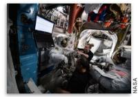 NASA Space Station On-Orbit Status 4 February, 2021 - Free-flying Robotics