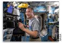 NASA Space Station On-Orbit Status 25 February, 2021 - Space Manufacturing Techniques