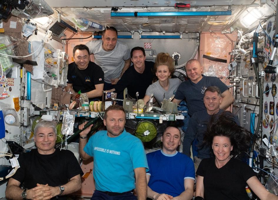 NASA JSC SpaceCast Weekly 15 October, 2021