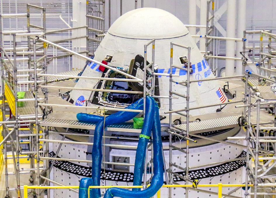 NASA, Boeing Update Launch Target for Next Starliner Flight Test